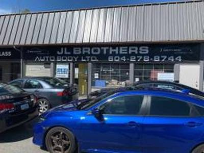 Well Established Auto Repair Shop for Sale in Richmond, BC