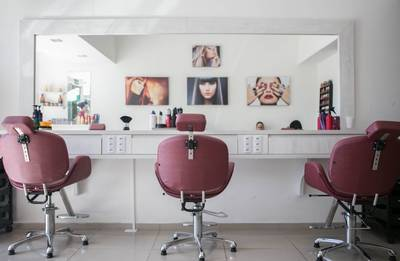 Established High Traffic Hair and Nail Salon for Sale in Vancouver, BC