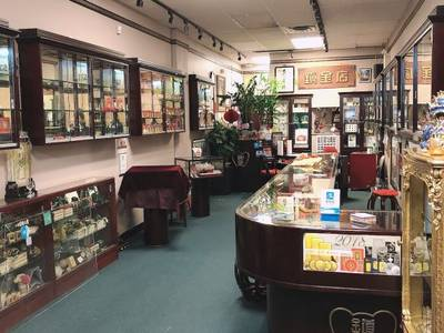 Established High Traffic Location Jewellery Store for Sale in Vancouver, BC