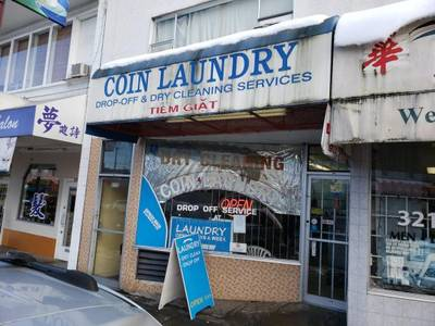 High Traffic Coin Laundry Business for Sale in Vancouver, BC
