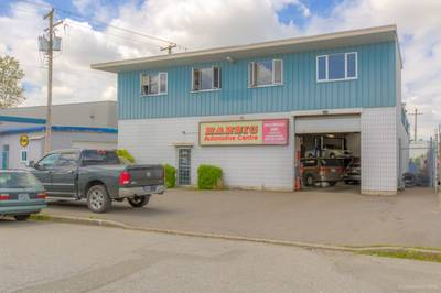 Great Investment Opportunity Warehouse for Sale in Burnaby, BC