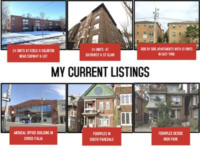 INVESTMENT BUILDINGS FOR SALE