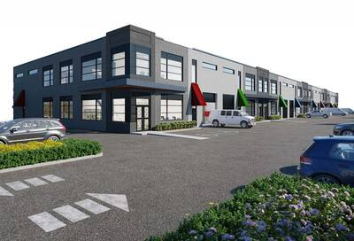 Prime Location Industrial Warehouse Building for Sale in Richmond, BC