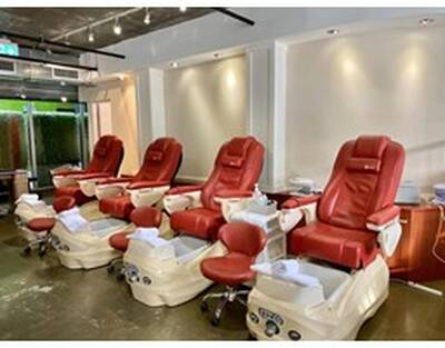Busy High Traffic Nail Salon for Sale in Vancouver, BC