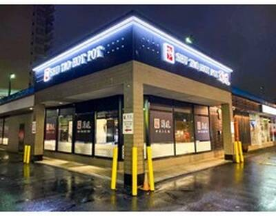 Popular Spacious Chinese Restaurant for Sale in Richmond, BC