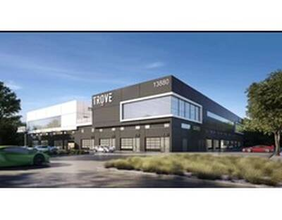 Large Mixed Use Industrial Retail Space for Lease in Richmond, BC