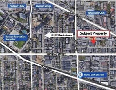 Prime Location Retail Office Spaces for Lease in Burnaby, BC