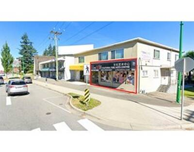 Prime Location High Exposure Retail Space for Lease in Burnaby, BC