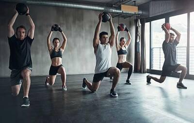 Popular Fitness Franchise
