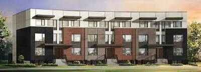 3 Bed 2.5 Bath End Unit Back 2 Back Townhouse for sale in Barrie