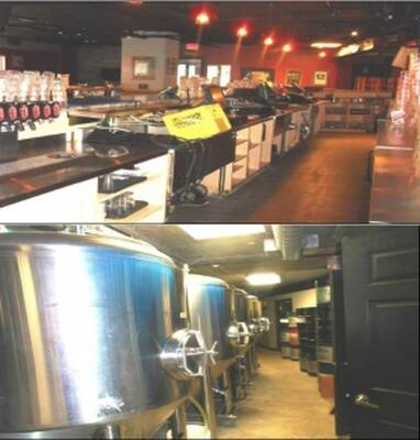 Well Located Pub and Brewery Restaurant for Sale in Kelowna, BC