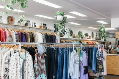 Independent Designer Fashion Boutique Store for Sale in BC