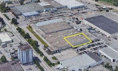 Great Location Large Industrial Warehouse for Lease in BC