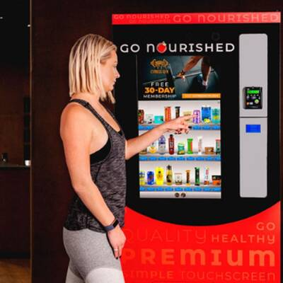 Profitable Healthy Food Vending Machine Business for Sale in Mississauga, ON