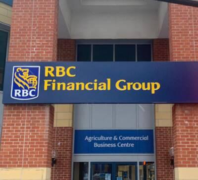 Established Bank Office Commercial Building for Sale near Brantford, ON