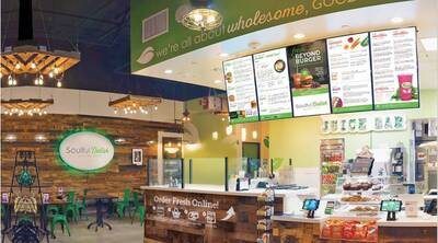 Soulful Delish Healthy Café healthy fast-casual food franchise