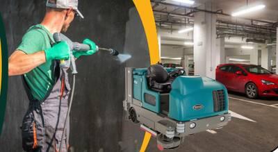 POWERWASHING & UNDERGROUND GARAGE CLEANING SERVICES IN GTA