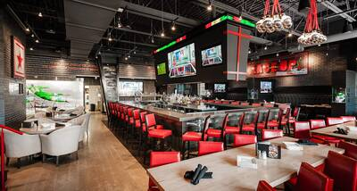 Sports Bar- Shoeless Joe's Brand New Build - Aurora, ON