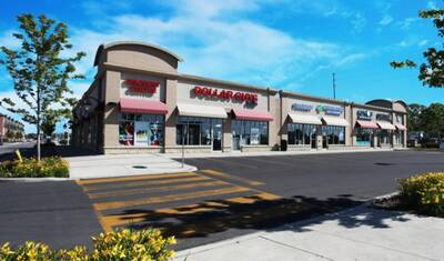 PLAZA FOR SALE WITH AAA TENANTS HIGH CAP RATE