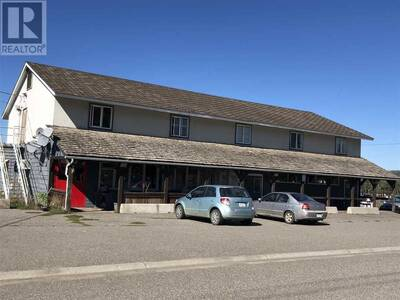 Income Property Multi Family Home for Sale in Williams Lake, BC