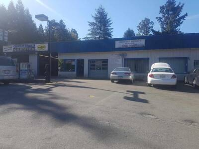 Huge Auto Repair Shop for Sale in White Rock, BC