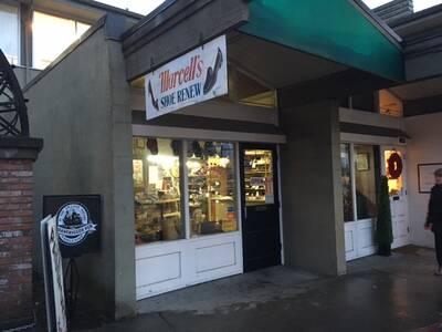 Famous Shoe Repair Shop in West Vancouver