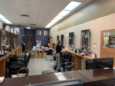 Profitable Hair Salon and Beauty Supply Shop for Sale in Ladner, BC
