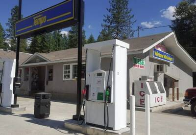 Established Gas Station with Convenience Store for Sale in Winlaw, BC