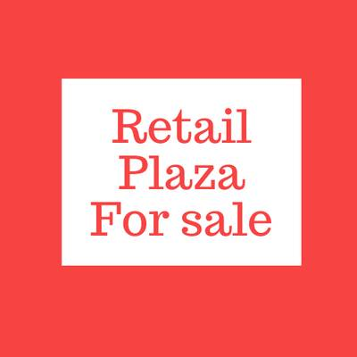 Retail Plaza for sale - East of GTA