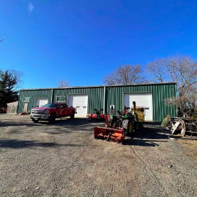 12 Acre Land with Warehouse and Bungalow for Sale in King City