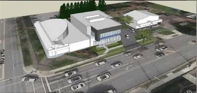 Proposed Commercial Building for Sale in Richmond, BC