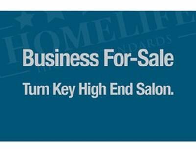 Turnkey Hair Salon for Sale in Fraser Valley, BC