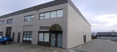 Industrial Unit with Office Space for Sale in Cloverdale, BC