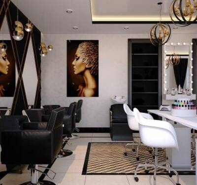 Contemporary Beauty Hair Styling Salon for Sale in BC