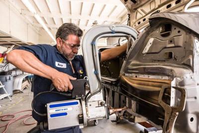 Auto Collision Repair Centre