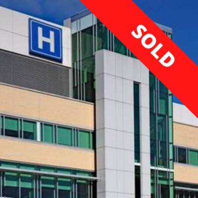 **SOLD** MEDICAL BUILDING FOR SALE IN GTA
