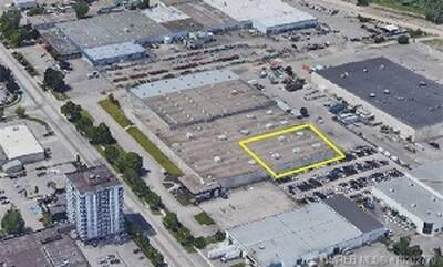 Centrally Located Industrial Warehouse Space for Lease in Kelowna, BC