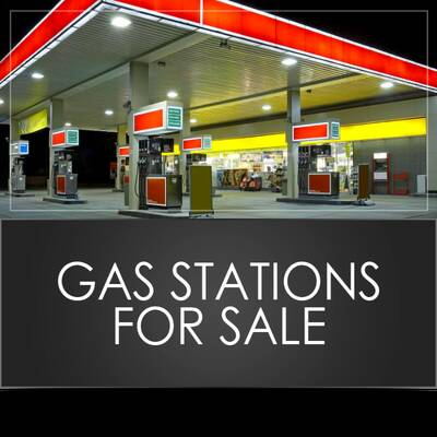 Profitable Gas Station is for sale in Peterborough