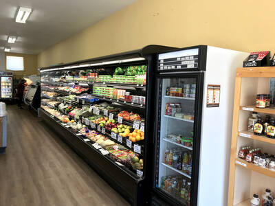 Waterfront Commercial Building with Grocery Store for Sale on St. Joseph Island