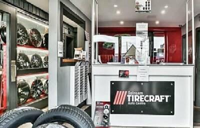 TIRE/AUTO BUSINESS FOR SALE IN RICHMOND HILL