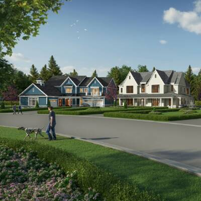 Exclusive Freehold Estate Homes for Sale in Barrie! Eagle's Rest