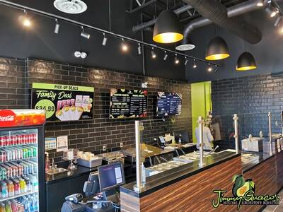 Jimmy Guaco's Burrito/Mexican Franchise Opportunity