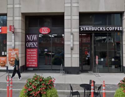 INS Market Wellington Street Toronto