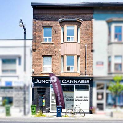 Mixed Use Income Property for Sale with 5.7% CAP in Toronto