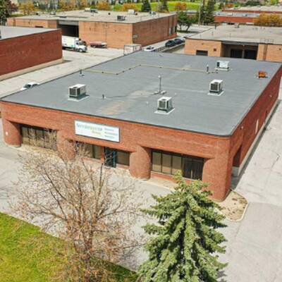 Freestanding Industrial Building for Lease in Markham
