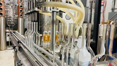 LCBO LICENSED SPIRITS MANUFACTURING BUSINESS FOR SALE