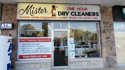 Dry Clean and Laundry Business For Sale