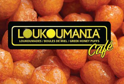 Loukoumania Cafe Franchise For Sale