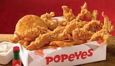 POPEYES FRANCHISE FOR SALE IN TORONTO