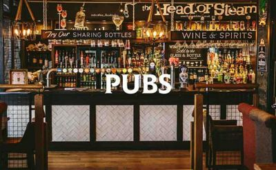 PUB AVAILABLE FOR SALE IN DOWNTOWN OAKVILLE